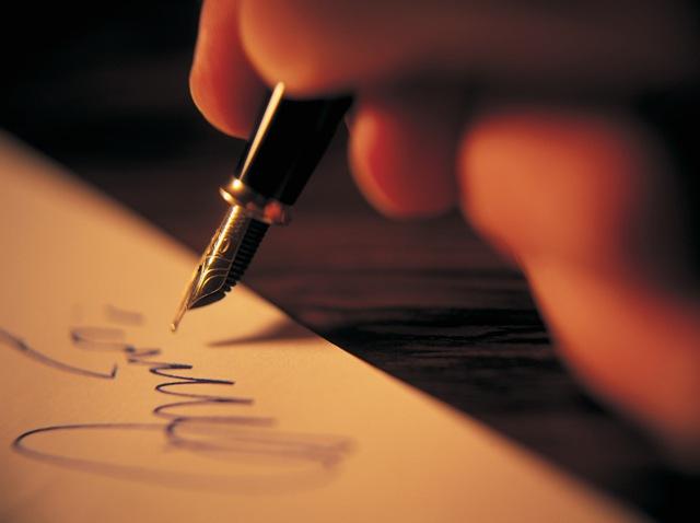 Writing storys