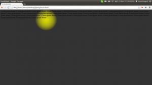 fun with html5
