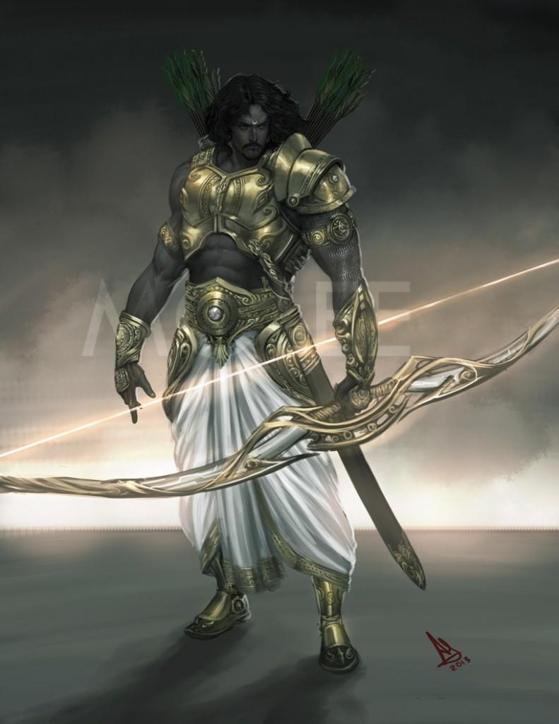 Arjuna, A+ Player