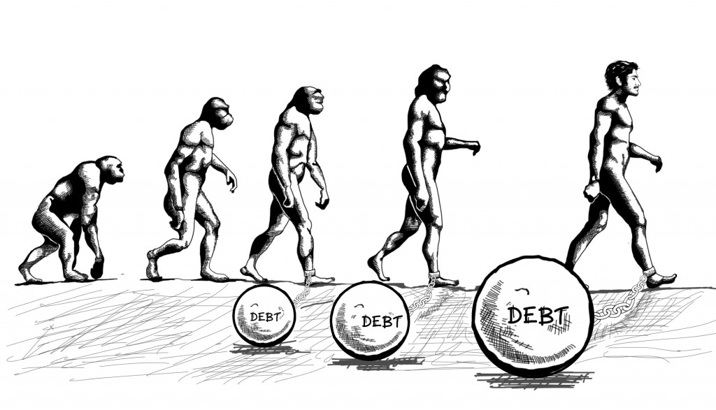 The Growth Debt