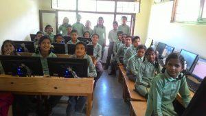 HTML Class at Arohi Bal Sansar Satoli