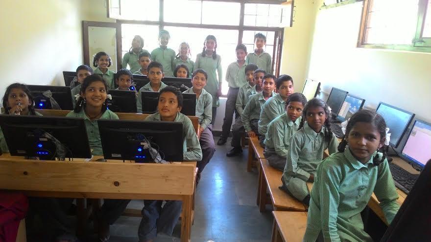 CSR – A Trip to Aarohi Bal Sansar