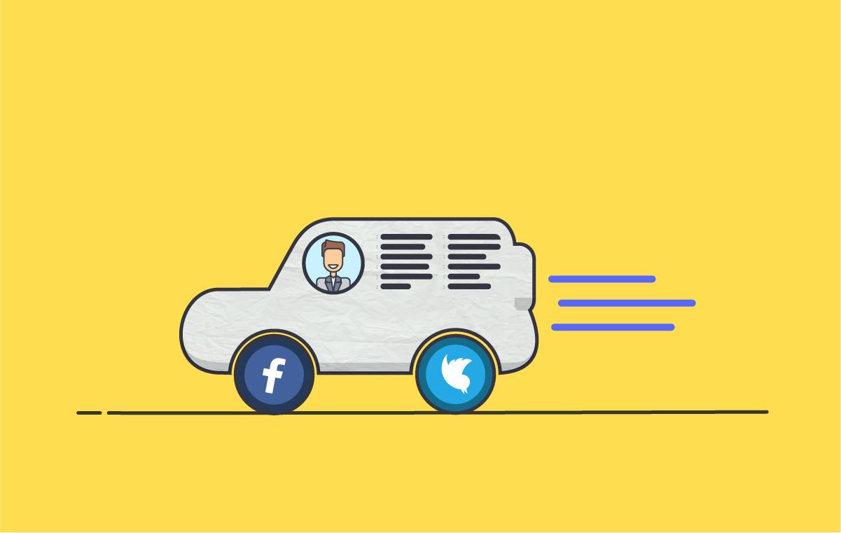 hiring with social media