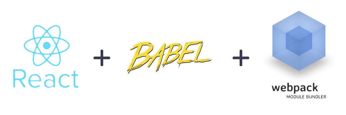 React + Babel + Webpack
