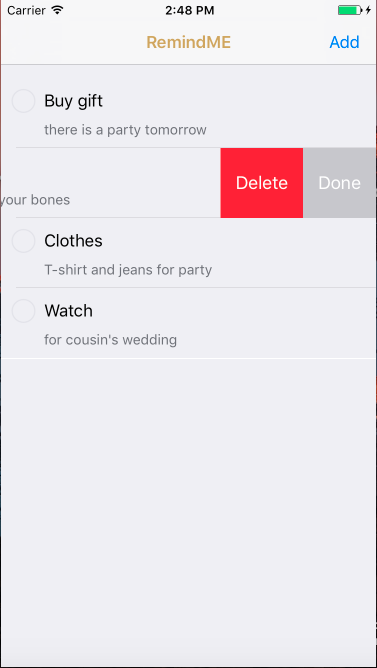 How to create widgets in iOS 10 | Humble Bits