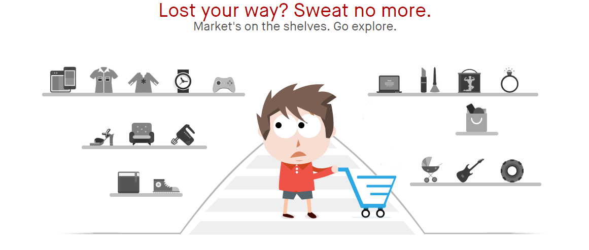snapdeal error page