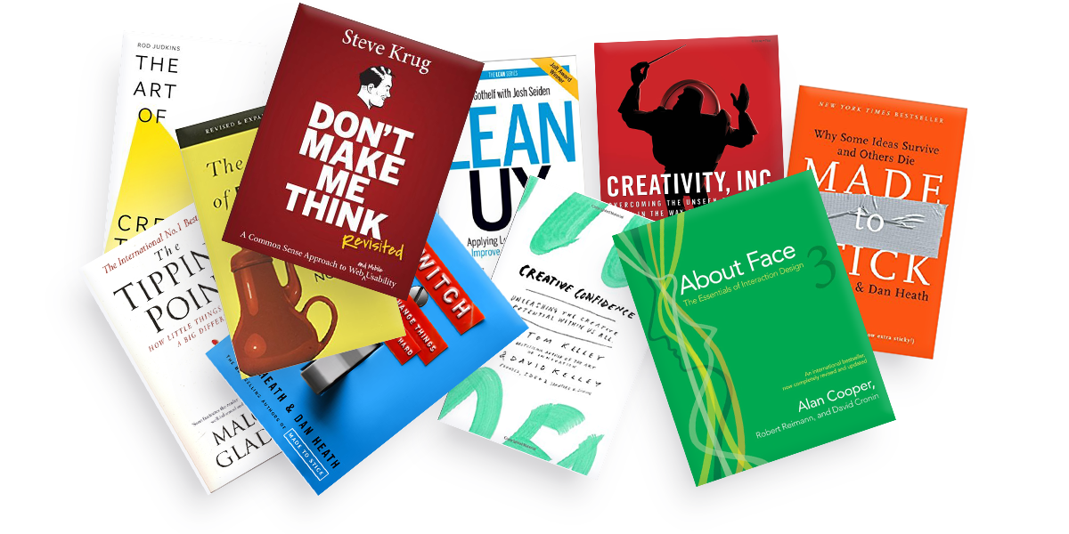design books to read