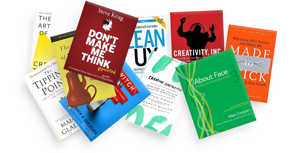 design books to read