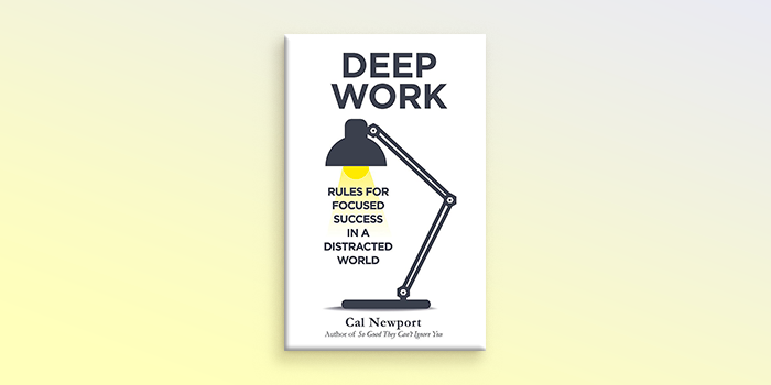 Books to read to do deep work