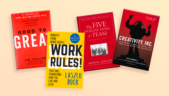 books on Team Culture