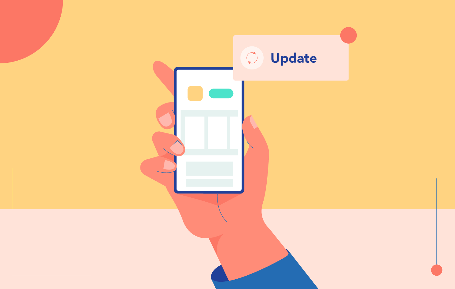 In-app update API in Android