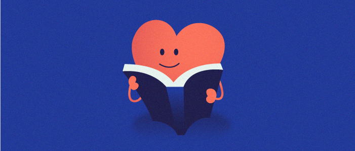 Read and write your heart out